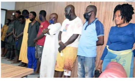 BREAKING: Court orders DSS to produce Igboho's aides