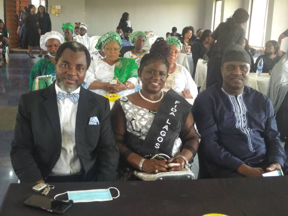 Adesina Adegbite Congratulates FIDA for Inauguration of Badagry and Ikorodu Branches, Wishes Pioneer Chairpersons Remarkable and Successful Tenure