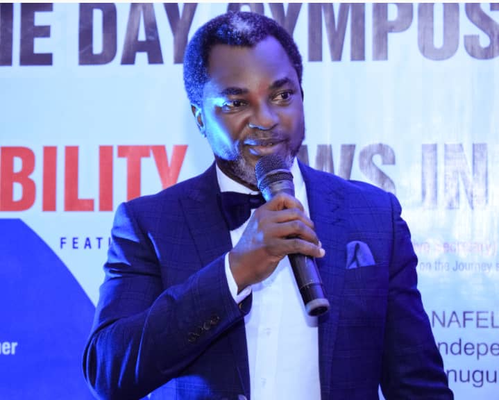 ALDIN Symposium: Adesina Adegbite Calls For Enactment of Legislation on Disability Rights Laws For Every State In Nigeria.