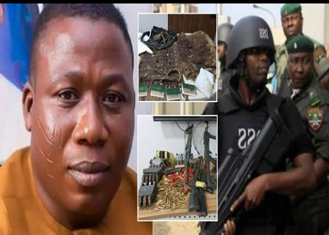 BREAKING: Court awards N20b damages against DSS for 'illegal' raid of Igboho's house