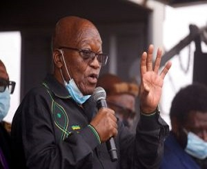 South African judge dismisses Zuma's attempt to remove prosecutor