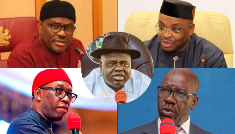 VAT: South-South governors head to Supreme Court with Rivers